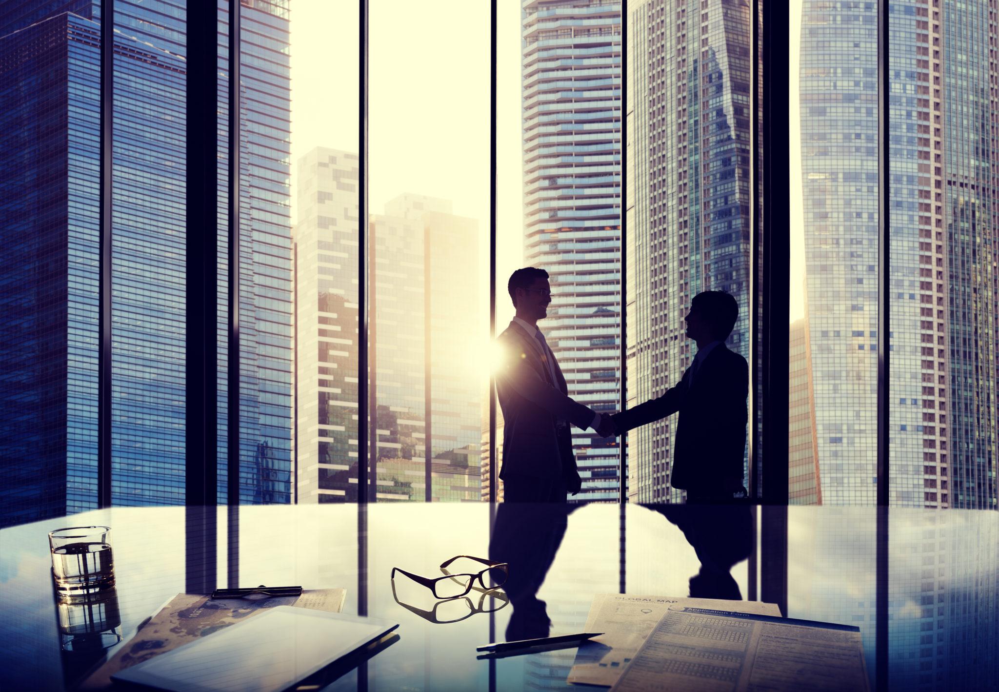 STRENGTH IN NUMBERS – THE POWER OF STRATEGIC PARTNERSHIPS
