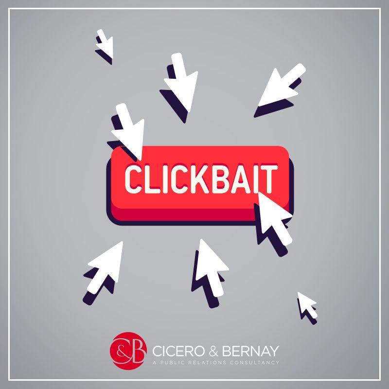 Clickbait Cicero & Bernay